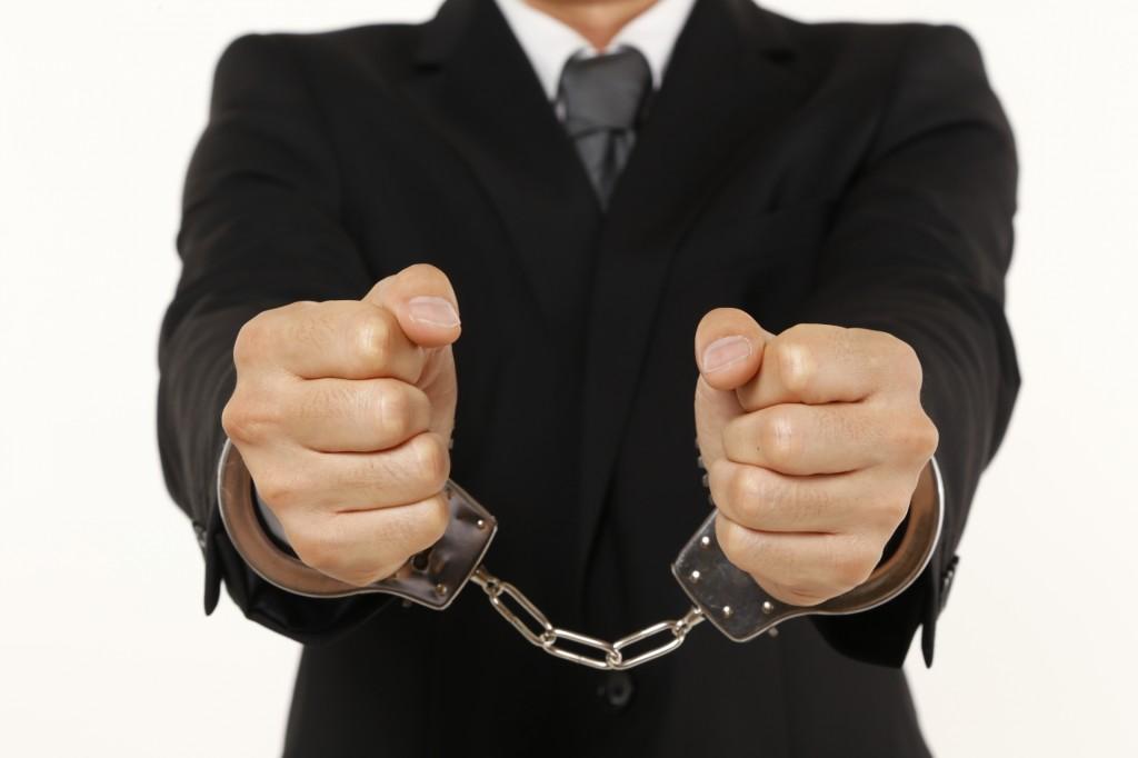 逮捕された夫と離婚したい